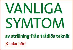 box vanliga symptom
