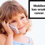 Cancerexpert: Bevisen kan inte längre ignoreras, mobilstrålning orsakar cancer