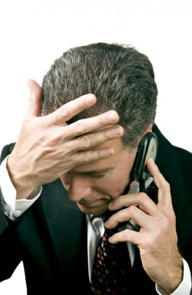 man mobill huvudvärk