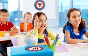Barnen behöver en strålningsfri skola