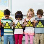 Så här vilseleder Strålsäkerhetsmyndigheten om strålning i skolan