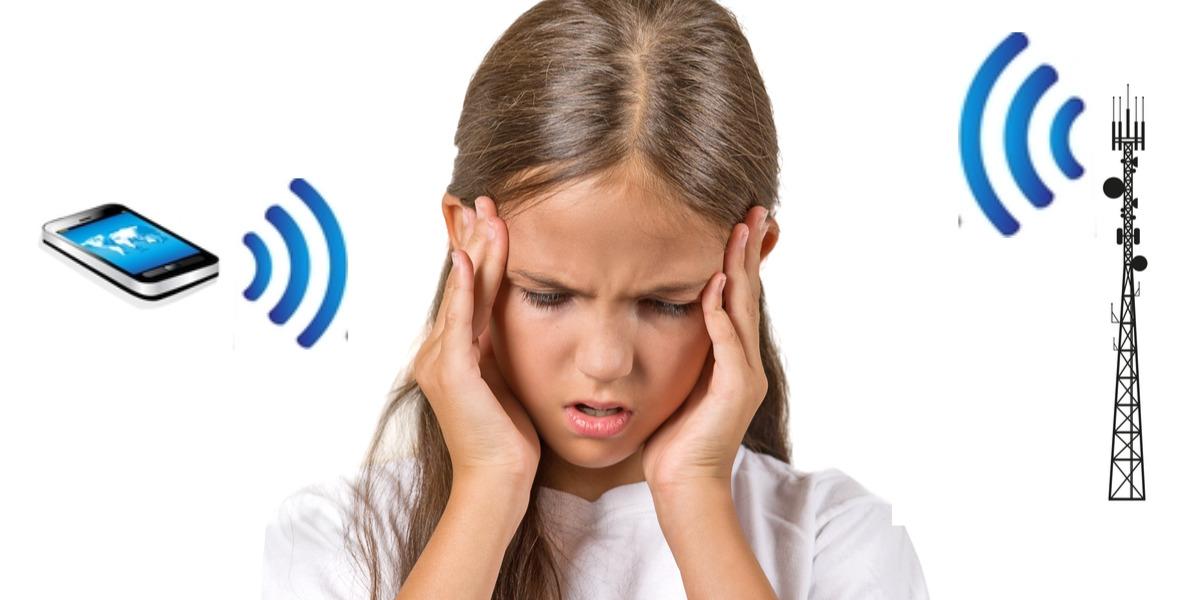 Fransk myndighet varnar för faror för barn med trådlös teknik