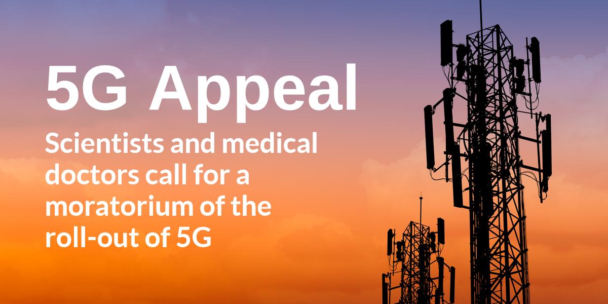 Stoppa 5G – vetenskapsmän och läkare varnar för allvarliga hälsorisker