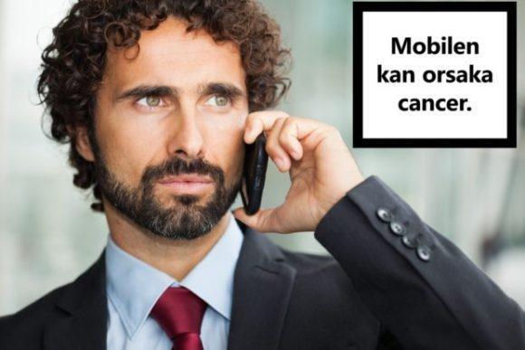 Italiensk domstol beordrar regeringen att informera om mobilens hälsorisker