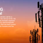 5G kommer att öka mikrovågsstrålningen enormt