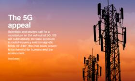 Ny webbsida för 5G-appellen lanseras: 5gappeal.eu