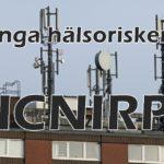 Vad är ICNIRP som bestämmer hur mycket strålning du ska tåla?