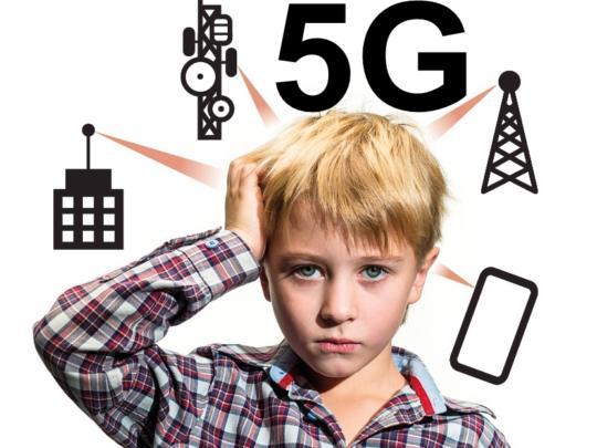 5G-strålning kan orsaka allvarliga vävnadsskador enligt forskare