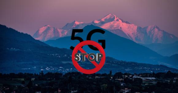 5G stoppas i Vaud (Schweiz) i väntan på utredning