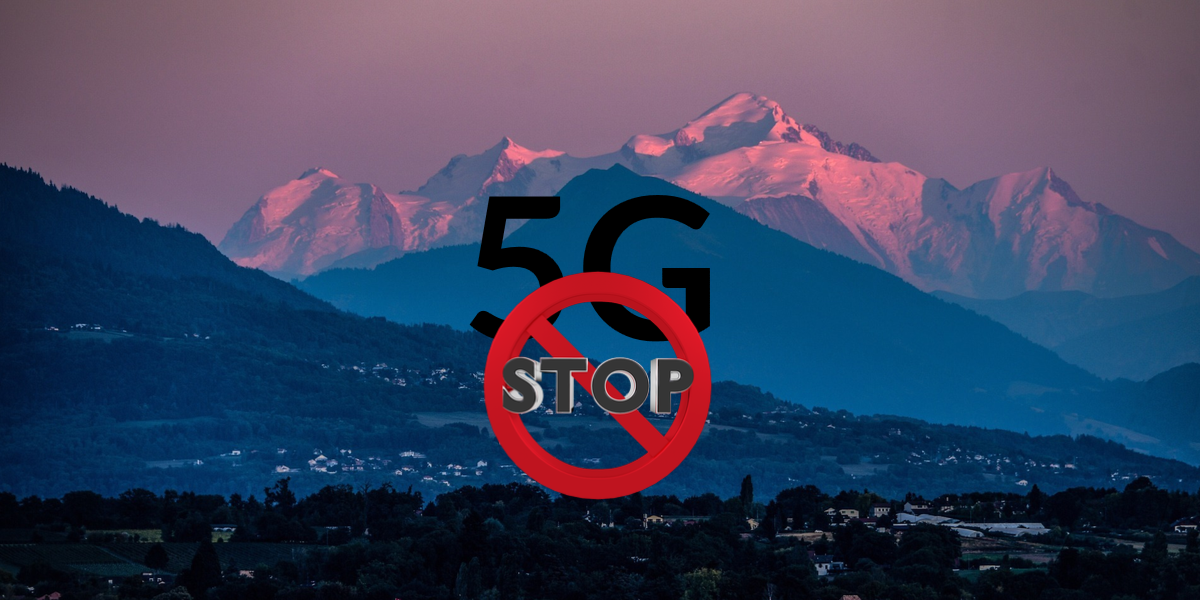 Majoritet mot 5G i Schweiz