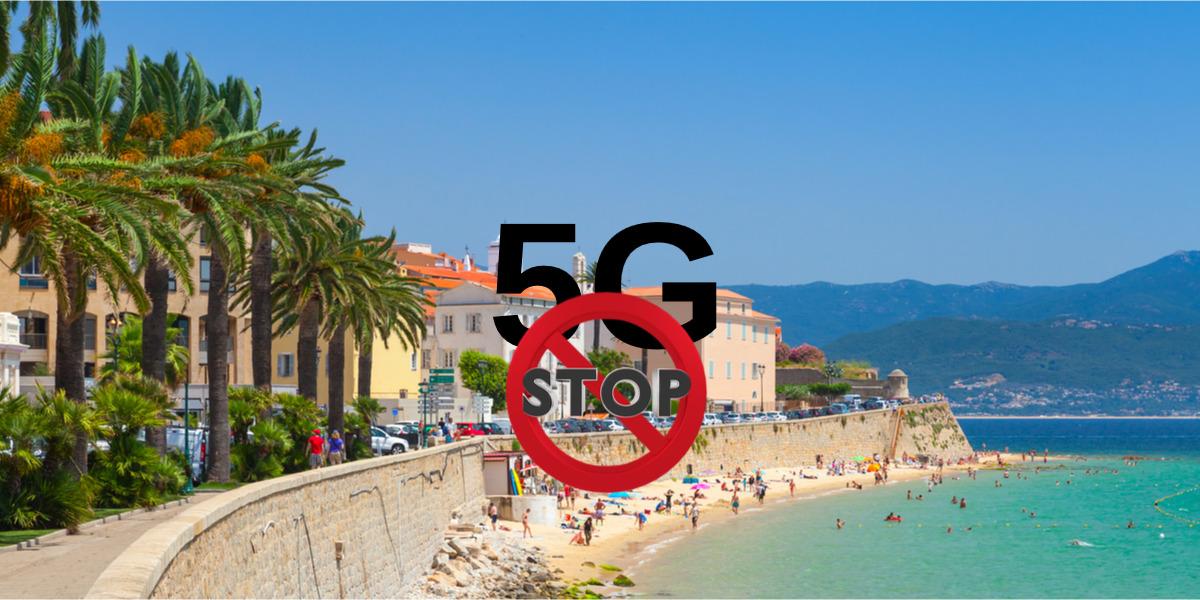 5G: Korsika och staden Lille inför moratorium