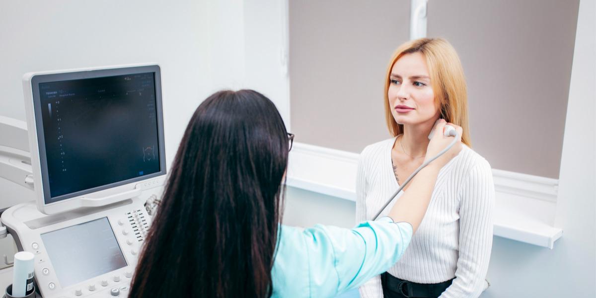 Sköldkörtelcancer bland kvinnor ökar kraftigt